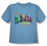 Toddler: CSI Miami - Greeting From Miami T-Shirt