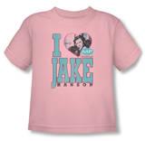 Toddler: Melrose Place - I Heart Jake Hanson T-Shirt