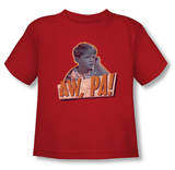Toddler: Andy Griffith - Aw Pa Shirt