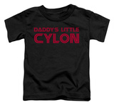 Toddler: Battlestar Galactica - Daddy's Little Cylon Shirts