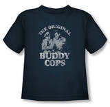 Toddler: Andy Griffith - Buddy Cops T-Shirt