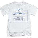 Juvenile: Warehouse 13 - Now Leaving Univille T-Shirt