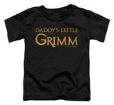 Toddler: Grimm - Daddys Little Grimm T-shirts