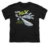 Youth: Dexter's Laboratory - Robo Dex T-shirts