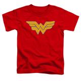 Toddler: Wonder Woman - Rough Wonder T-Shirt