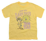 Youth: Dexter's Laboratory - Dark Forces T-shirts