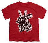Youth: The Voice - Usher Logo T-shirts