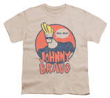 Youth: Johnny Bravo - Wants Me T-shirts