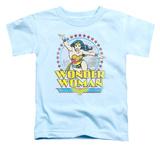 Toddler: Wonder Woman - Star Of Paradise Island T-shirts
