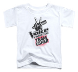 Toddler: The Voice - Team Usher Shirt