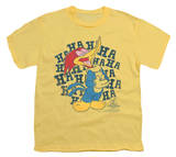 Youth: Woody Woodpecker - Laugh It Up T-shirts