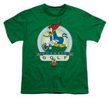 Youth: Woody Woodpecker - Classic Golf T-shirts