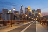 Minneapolis. Fotografisk trykk av  rudi1976