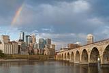 Minneapolis Fotografisk trykk av  rudi1976