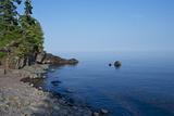 Lake Superior Minnesota Reproduction photographique par  duallogic