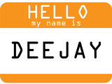 My Name Is Dee Jay Poster