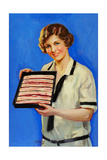Bacon Prints by Lawrence Wilbur