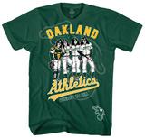 KISS - Oakland Athletics Dressed to Kill T-Shirts