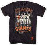 KISS - San Francisco Giants Dressed to Kill T-Shirts