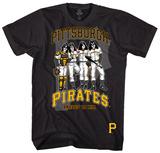 KISS - Pittsburgh Pirates Dressed to Kill T-Shirts