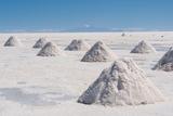 Salar De Uyuni - Bolivia Fotografisk trykk av  chrishowey
