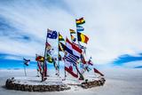 Salar De Uyuni (Salt Flat), Bolivia Fotografisk trykk av Curioso Travel Photography
