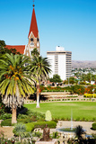 Windhoek City Fotografisk trykk av  DmitryP
