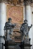 Cracow -St. Peter's and St. Paul's Church Reproduction photographique par  wjarek
