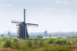 Windmills at Kinderdijk, the Netherlands Photographic Print by  Colette2