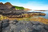 Giant's Causeway. Fotografisk trykk av  GoodOlga