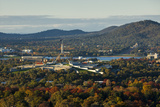 Canberra Cityscape Reproduction photographique par Andrew Watson