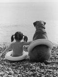 Side by Side Lámina fotográfica por Hulton Archive