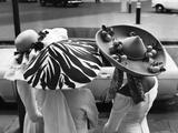Easter Bonnets Impressão fotográfica por Sydney O'Meara