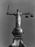 Scales of Justice Photographic Print by Tim Graham