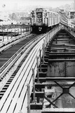 NYC Subway Stretched Canvas Print by Hulton Archive