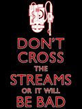 Don't Cross The Streams Foto