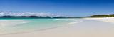 View along White Sand Beach Reproduction photographique par Andrew Watson