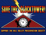 Save the Clocktower Movie Poster Posters