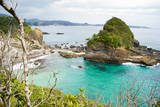 Emerald Green Water Cove Photographic Print by Ippei Naoi