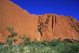 Ayers Rock, Northern Territory, Australia Impressão fotográfica por Hans Peter Merten