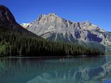 Emerald Lake, Yoho Nationalpark, Canada Impressão fotográfica por Hans Peter Merten