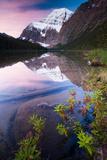 Mt. Edith Cavell, Jasper National Park, Canada Impressão fotográfica por Mint Images/ Art Wolfe