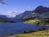 Waterton Lakes Nationalpark, Alberta, Canada Impressão fotográfica por Hans Peter Merten