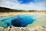 Yellowstone Sapphire Pool Impressão fotográfica por  www.infinitahighway.com.br