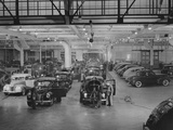 Ford Rouge Plant Photographic Print by  Lass