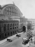 Anhalter Bahnhof Photographic Print by  FPG