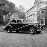 Bentley Mulliner Photographic Print by Carl Sutton