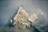 Chamonix Mont Blanc Mountains Fotografisk trykk av Image From Arnaud Bachelard