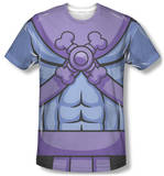 Masters of the Universe - Skeletor Costume Tee Sublimated