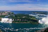 Niagara Falls, Ontario, Canada Impressão fotográfica por Hans Peter Merten